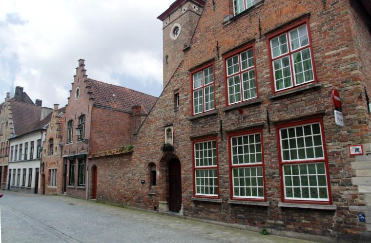 Bruges_rue